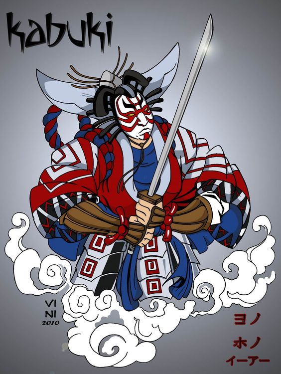 kabuki | kabuki em japonês 歌舞伎 kabuki é uma forma de teatro jaonês ...