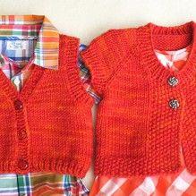# 1301 – Baby vests