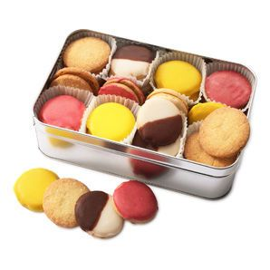色とりどりのカラーがキュート♡DEAN&DELUCAの「アメリカンクッキー缶」