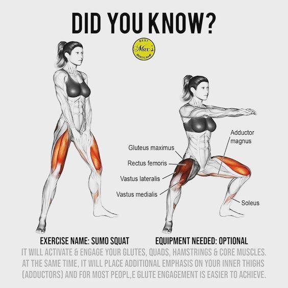 22+ Wide leg squat benefits inspirations