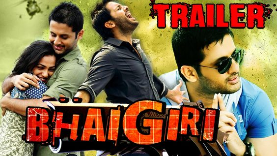 Bhaigiri (Ishq) 2016 Official Trailer 2   Nitin, Nithya Menen, Ajay, Sin...