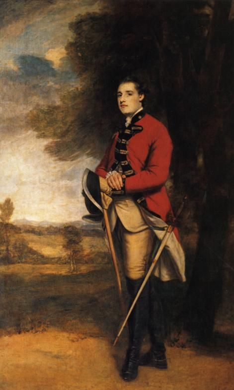 Sir Richard Worsley - Joshua Reynolds