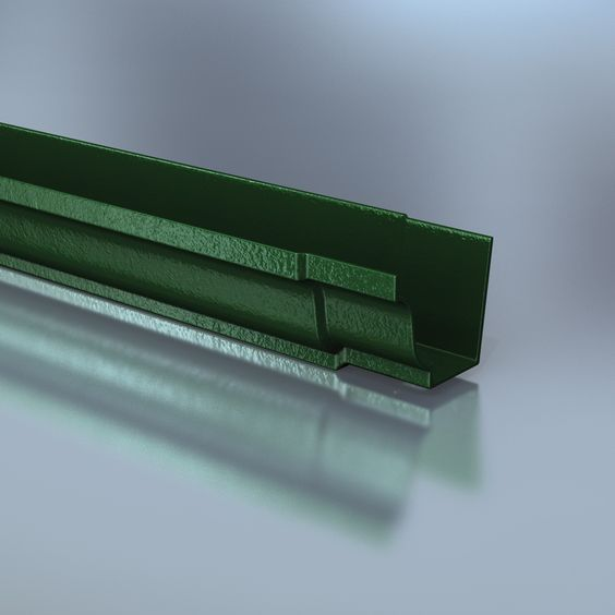 Alumasc Heritage Cast Aluminium Moulded Guttering - order online at www.guttercentre.co.uk or give us a call 0330 2231731