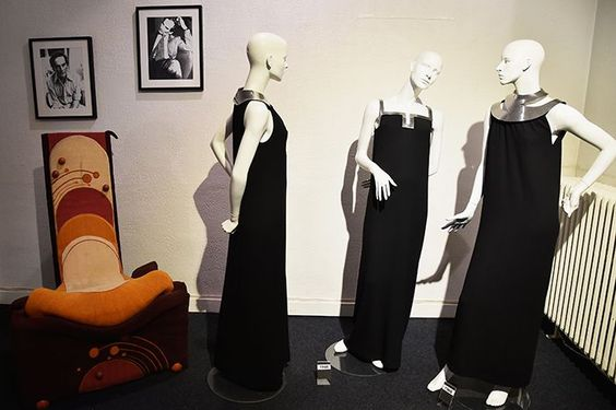 """Highlights from Pierre Cardin's """"Past-Present-Future"""" Retrospective"""
