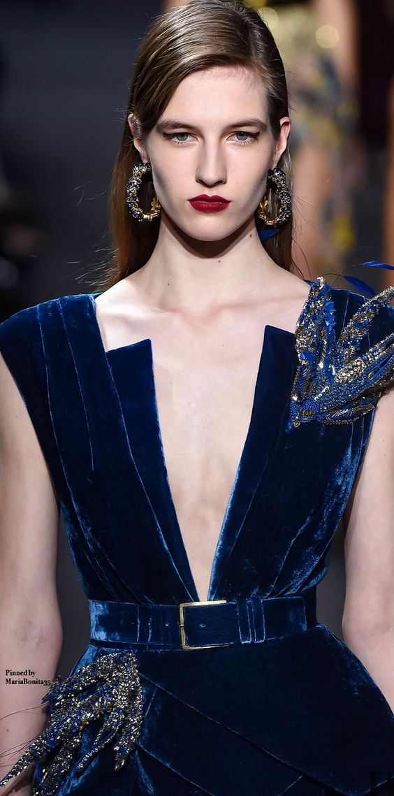 Elie Saab Fall-Winter 2016-17 Couture Collection Highlights