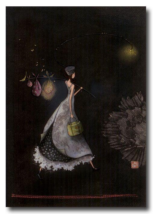 CARTES DOUBLES BOISSONNARD 12x17cm: