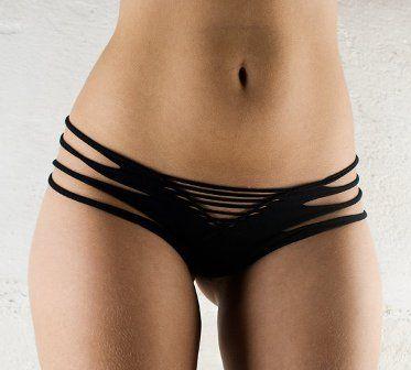 Edgy Cotton Panties-Roufe