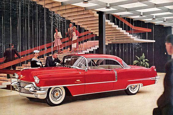1956 Cadillac | GM Lobby