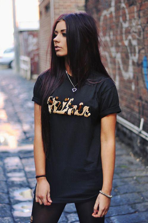 Illest. #women #streetwear #fashion
