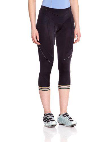 Gore Bike Wear Women's Power 3.0 Lady 3/4+ Tights, Black, Medium - http://ridingjerseys.com/gore-bike-wear-womens-power-3-0-lady-34-tights-black-medium/