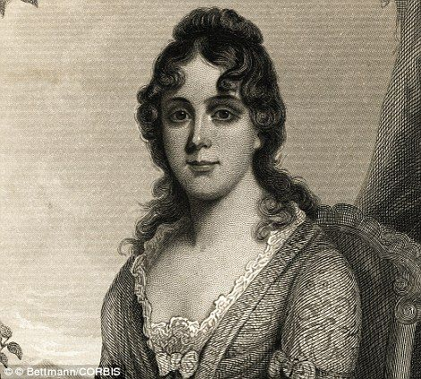 America's First Ladies: Martha Jefferson - The wife of Thomas Jefferson died at the age of 33, several months after the birth of her seventh child.