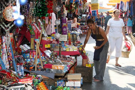 Mercado 4, Paraguay