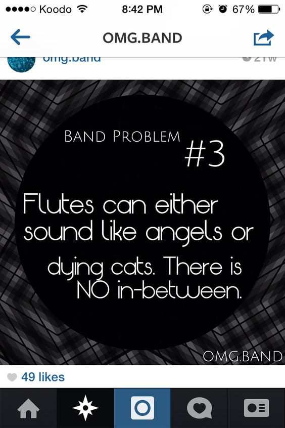 As an avid flute player, I can attest for this.
