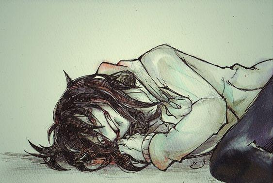 Weep by Mitsuki-Chizu.deviantart.com on @DeviantArt