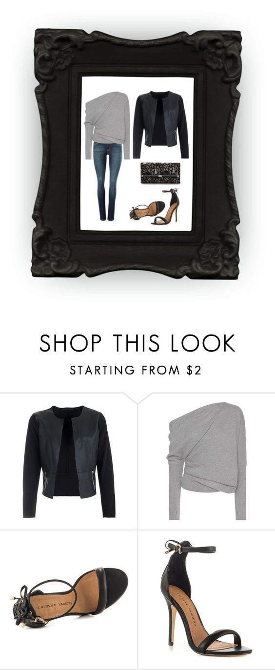 """""""Untitled #305"""" by jackinurcrack ❤ liked on Polyvore featuring Tom Ford, Chinese Laundry and Diane Von Furstenberg"""