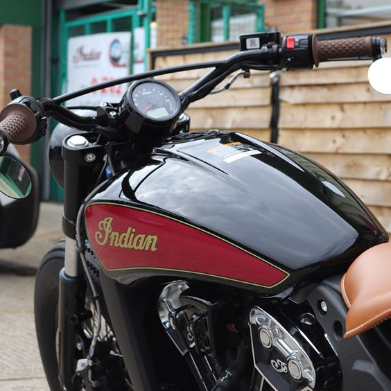 Indian Scout Custom Bobber Motorcycle By Msr Indian Scout Bobber Motorcycle Indian Motorcycle