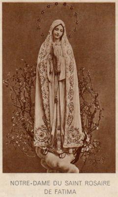 Notre-Dame du Saint Rosaire de Fatima: