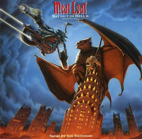 Meatloaf ~ 'Bat Out Of Hell'