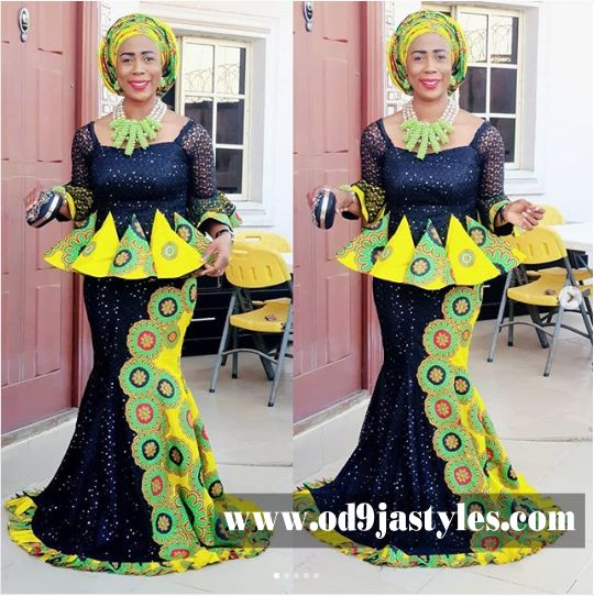 clairdesignsIm not worthy to receive the kind of love that YOU give - 20 Bright and Beautiful Ankara Styles Gown: Ankara Long Gown Styles 2018} - Od9jastyles.com