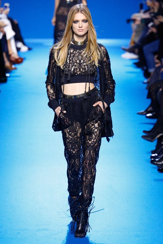 Elie Saab Fall 2016 Ready-to-Wear Collection - Vogue