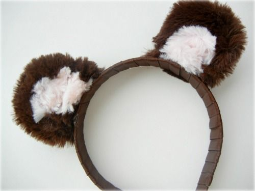 Make Your Own Animal Ears: