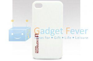 Apple iPhone 4 / 4S IT Style Plastic Protective Case (Style J)