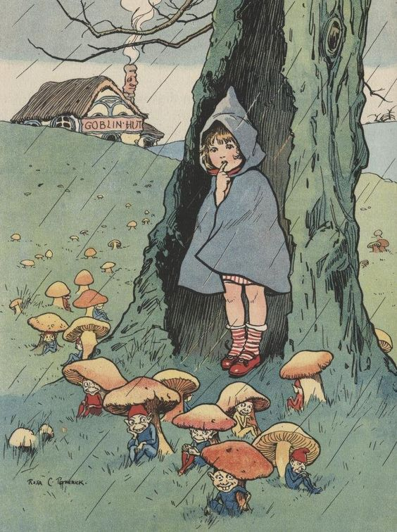 Rosa Petherick  Goblins