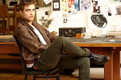 Robert Pattinson Life: magazine outtakes
