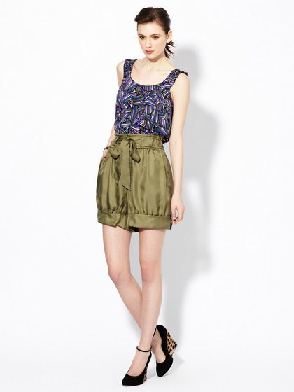 Pollina Silk Sash Short by Marc by Marc Jacobs on Gilt.com