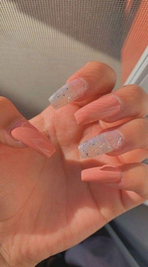 20 Prachtige Nagels Kleurstijl Tips Ideeen Die Perfect Zijn Voor Vrouwen In 2020 Pretty Acrylic Nails Cute Acrylic Nails Short Acrylic Nails