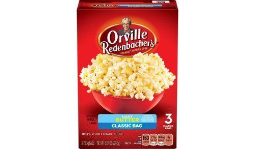 9 healthiest microwave popcorn brands
