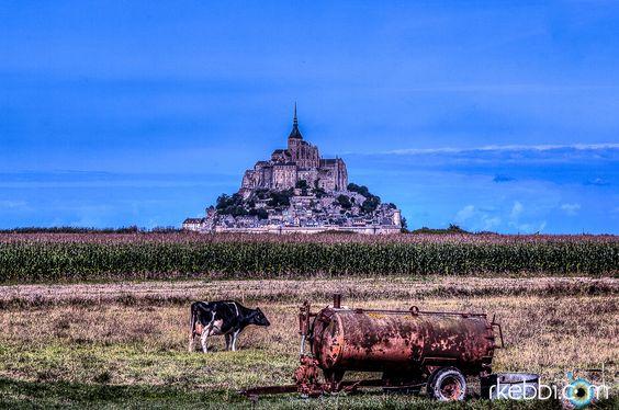 PhotoPoésie : Mont-Saint-Michel - http://rkebbi.com/mont-saint-michel/