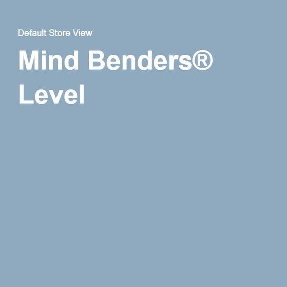 Mind Benders® Level 3