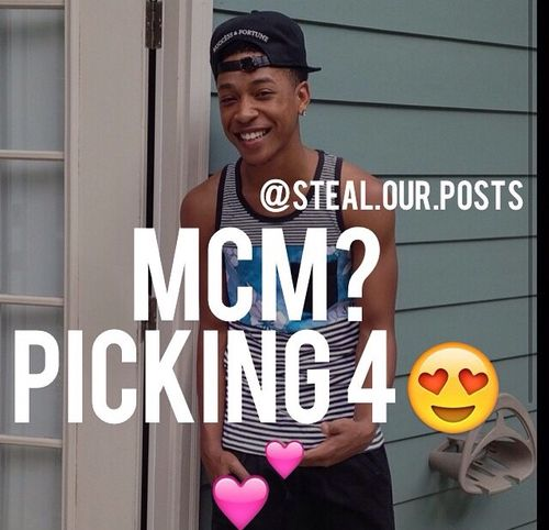 Mcm Captions For Your Boyfriend : Who Wants To Be My Man Crush Monday Quotes Steal our post on pinterest ...