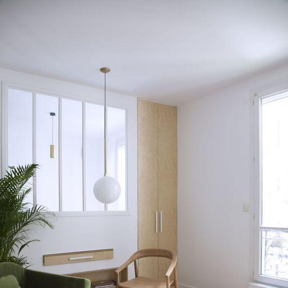 Appartement Paris Un Deux Pieces Gagne En Lumiere Et