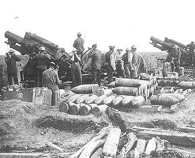 What was the most important weapon andvancement during WWI and what was its effect?