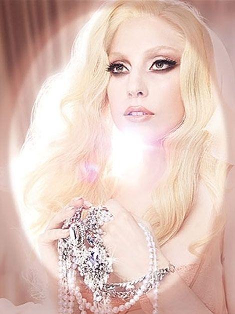 Lady Gaga. Beautiful!