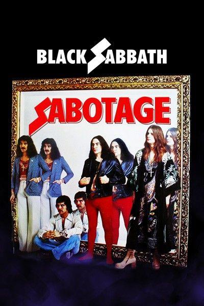 Black Sabbath # Sabotage                                                                                                                                                                                 Mais