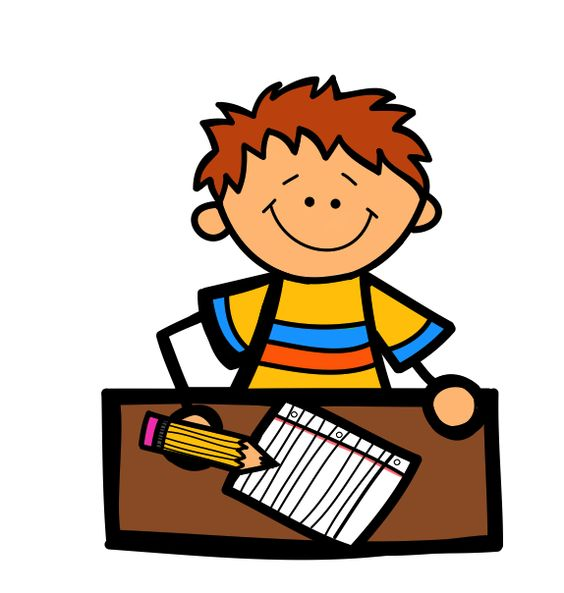 This is best Kids Writing Clipart #20786 Free Clip Art Children ...