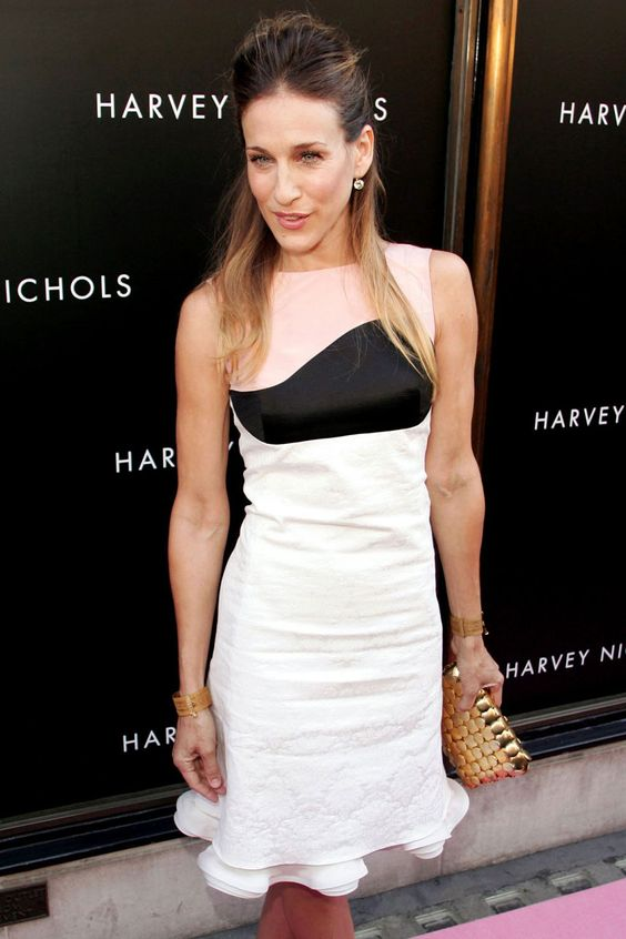 August 31 2005 At the launch of her fragrance, Lovely, at London's Harvey Nichols