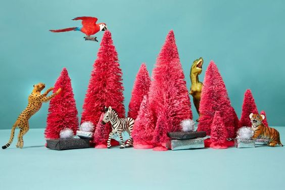 It's Not Too Late To Have A Small-Space Christmas Tree