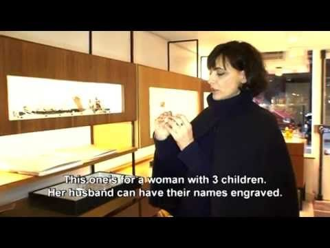 VIDEO /// Early Christmas Shopping with  Ines de la Fressange From rogervivier.com, Ines suggests 3 stores in St. Germain for gifts to give to special people in your life: JLR (custom-made shirts), Cire Trudon (scented candles) and Marc Deloche (jewelry).