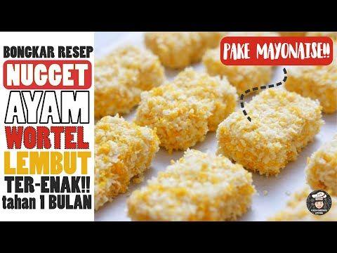 Resep Bisnis Nugget Ayam Tahan 1 Bulan Ada Bahan Rahasianya Youtube Nugget Delish Food
