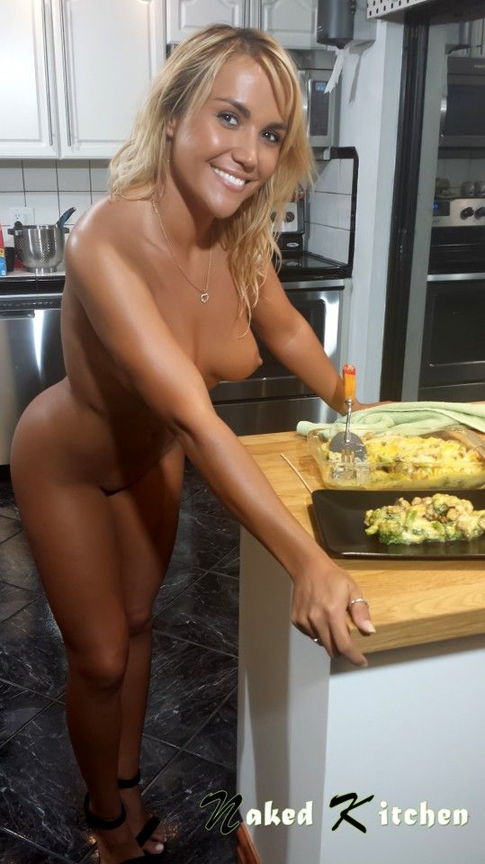 cooking naked tv
