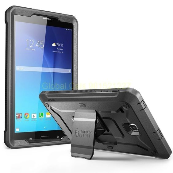 Protector Tablet Galaxy Tab E de 8.0 pulgadas con parante inclinable