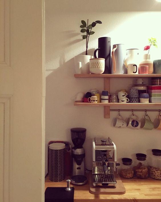 Neue Homestory:Zu Besuch bei mai985 in Darmstadt #homestory #küche #kitchen