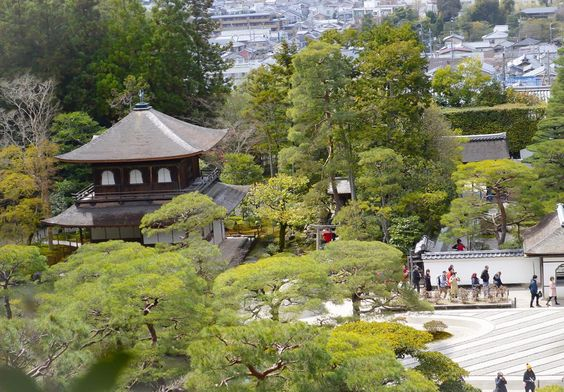 Kyoto  #nature #japan #temple by exploringjapan