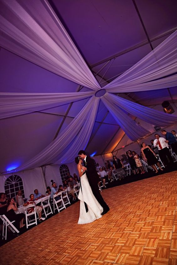 Real Wedding John Billie Jo Dance Floors Circles