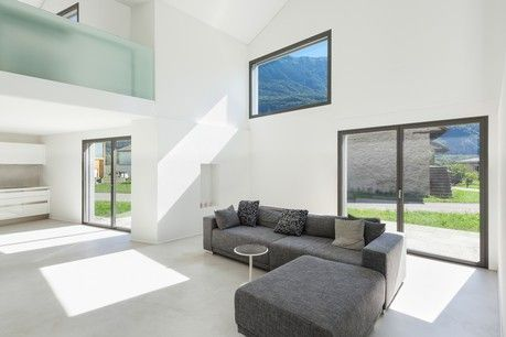 grey + window frame + interior - Google Search