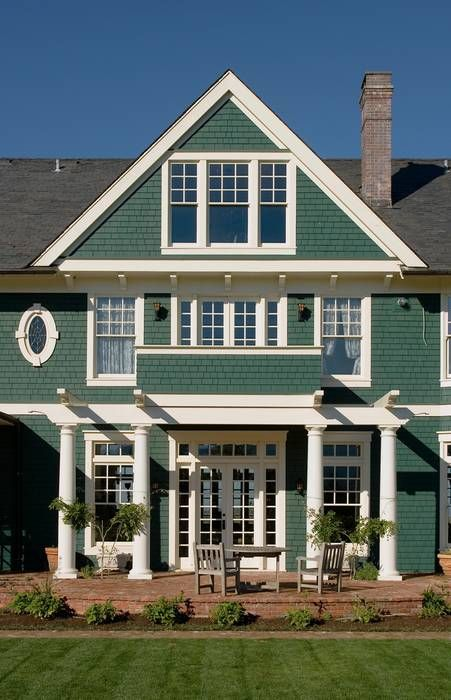House plans house and exterior house colors on pinterest for House exterior colour planner